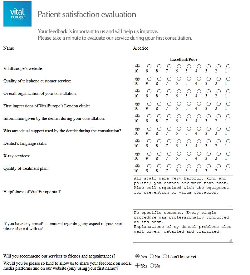 consultation review 2