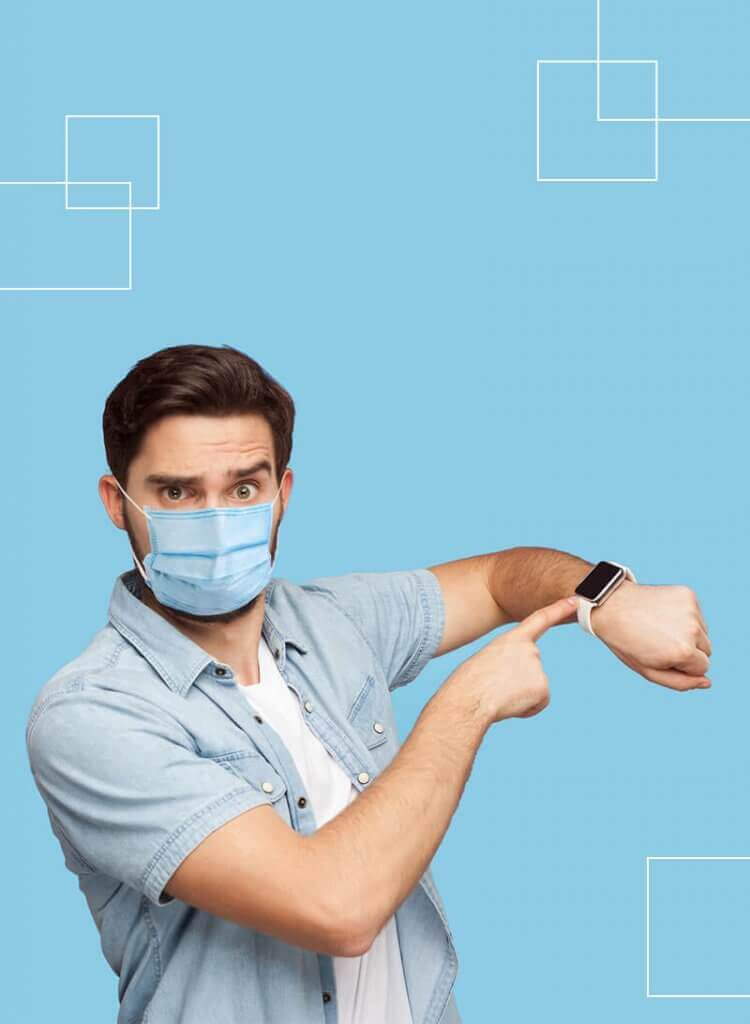 Pandemic dental treatment